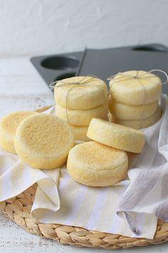 「もっちりイングリッシュマフィン」vivian | お菓子・パンのレシピや作り方【cotta*コッタ】