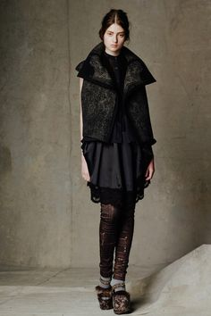Gary Graham   Fall 2014 Ready-to-Wear Collection   Style.com