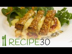 Chicken Parmesan Crunch – Easy Meals with Video Recipes by Chef Joel Mielle – RECIPE30