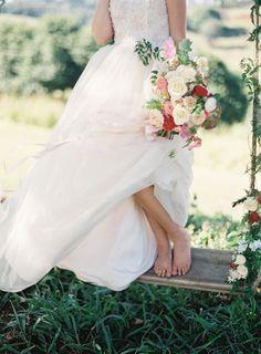Hinterland Romance Byron Bay Wedding Inspiration