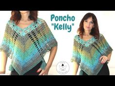 Our females' vests and discover posh quilted gilets of highest-quality, made to keep individuals fashionably warm on cold days. Crochet Shawl, Free Crochet, Knit Crochet, Poncho Outfit, Crochet Videos, Knitting Stitches, Shawls And Wraps, Crochet Clothes, Clothing Patterns