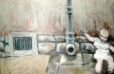 Artwork >> Nadine Nicaise >> The forgotten doll