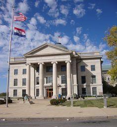 Boone County Courthouse (Columbia, Missouri)