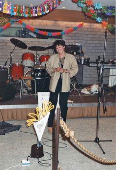 Afscheid Adri de Vries - zomer 1984