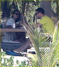 Lea Michele & Cory Monteith Vacation in Mexico! | lea michele cory monteith vacation in mexico 01 - Photo