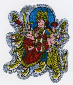 Sticker from India