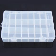 24 Compartments DIY Detachable Receive Box Jewel Box #women, #men, #hats, #watches, #belts, #fashion, #style