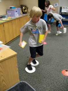 Musical Olympics for your music classroom. Great game ideas here that really help your students refresh what they've learned.