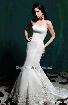 mermaid wedding dress