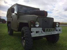 Land Rover® Lightweight - John Brown 4x4