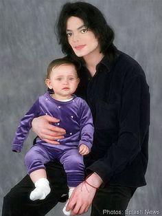 Resultado de imagen para michael jackson y sus hijos