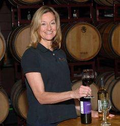 Grape Finale Owner and Chief Winemaking Officer: Lisa van den Woldenberg