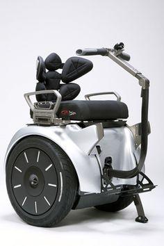 Genny Mobility llega a un acuerdo con Segway Inc. y Deka Research para la distribución de la revolucionaria silla de ruedas Genny™ en Europa - Artículos de Ortopedia