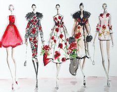 ¿Quién pinta en la moda?