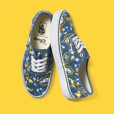 Vans x Disney: Spring/Summer 2015 Sneaker Collection - EU Kicks: Sneaker Magazine