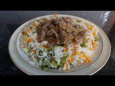 Russian Dishes, Mushroom And Onions, Beef Stroganoff, Stuffed Mushrooms, Rice, Pasta, Baking, Food, Stuff Mushrooms