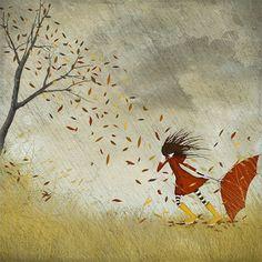 """""""Autumn Storm"""" by Majalin"""