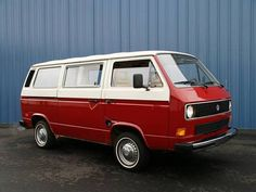 LOVE Super Clean: 1983 Volkswagen Vanagon