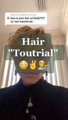 Tomboy Hairstyles, Pretty Hairstyles, Shot Hair Styles, Curly Hair Styles, Hair Inspo, Hair Inspiration, Grunge Hair, Goth Hair, Androgynous Haircut