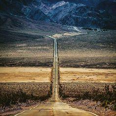 Ainda rodo nessa estrada.. @Regrann from @travellersmagazine -  Follow @travellersmagazine for top travel content! Death Valley,California, U.S.A. Photo by @seanstumblingthrough  #bike #biker #bikergang #helmetsw #mcaalforjes #motos #instamoto #instamotogallery #supermoto #trip #estrada #roadtrip #caferacer #usa #instagood #acosdeguerra #instamotorcycle #indian #alexmilesi #ruta #brasil #viagem #bikerstyle #kawasaki