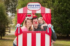 Dylan's Number Carnival Birthday Party » Artful Adventures Photography