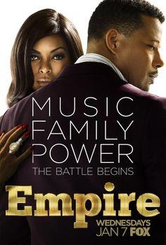 EMPIRE : Terrence Howard et Taraj P. Henson à nouveau réunis à l'écran dans la nouvelle série de Lee Daniel's