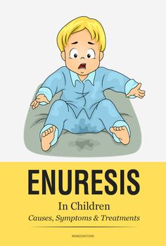 Enuresis In Children – Causes, Symptoms & Treatments: So, here's all you need to know about Enuresis and ways to deal with it.