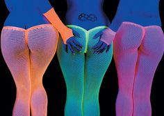 neon bums!