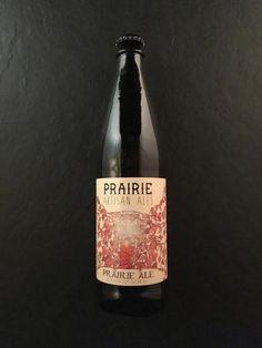 COMMERCIAL DESCRIPTION Prairie Ale is our classic saison. We brew this beer with pilsner malt,...