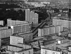 Leninplatz Ostberlin 1970