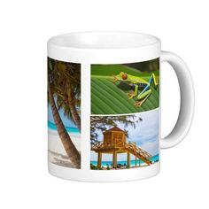 20% Off Select Mugs at Zazzle Use Code at Checkout: MUGS4MOTHERS. Offer expires 5/7/13 at 11:59 PM (PT). Design Your Own Photo Collage Coffee Mug from this cool template, or just order it as is with these exotic vacation photographs. http://www.zazzle.com/design_your_own_photo_collage_coffee_mug-168849502462192762?rf=238133515809110851=pinterest