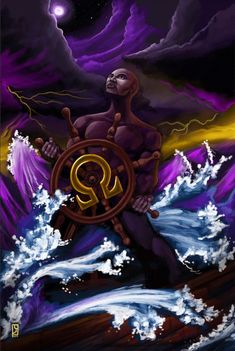 """""""Invictus"""" by Lindsey Sim Jordan Jr, inspired by Omega Psi Phi and the famed poem Invictus by William Ernest Henley. - and in print and on canvas respectively. Black Girl Art, Black Art, Omega Psi Phi Paraphernalia, Alpha Fraternity, Afro Art, Framed Prints, Art Prints, Poster Wall, Black History"""