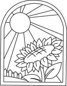 62 Source by sucrefleur Glass Painting Patterns, Stained Glass Patterns Free, Painting Templates, Stained Glass Designs, Mosaic Patterns, Stained Glass Flowers, Faux Stained Glass, Coloring Books, Coloring Pages