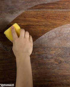 Ajattele siivous uusiksi | Kotivinkki