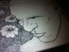 Stipple art by c. Jagger