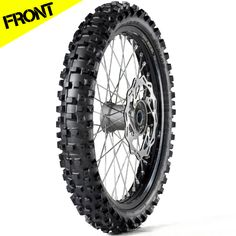 Dunlop Geomax F.I.M Tyre - Front