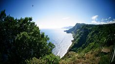 Take the Cable Car down to Rocha do Navio (Natural Reserve). Photograph taken from Quinta do Furão, Madeira Island, Portugal