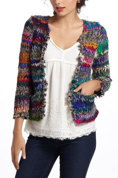 Pallava Cardigan - Anthropologie.com