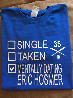 KC Kansas City Royals Eric Hosmer Tee T-shirt by CLOWDdesigns