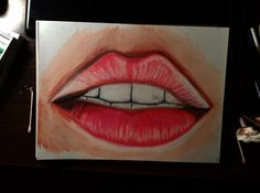 Simple Sketch oil pastel #sketch #sketching... - Lutelli