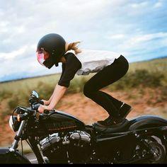Biker Women's