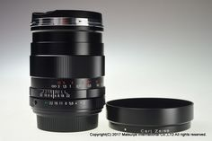 Carl Zeiss Distagon T * 35mm f/2 ZK for Pentax Excellent+ #Zeiss