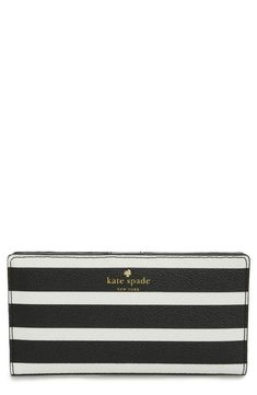 hyde lane - stacy stripe wallet