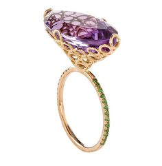 Ring by jewellery designer Lito from Greece