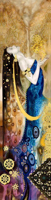 """Saatchi Art Artist: Tom Fleming; Giclée 2006 Printmaking """"Spirit & Life"""" Yes."""
