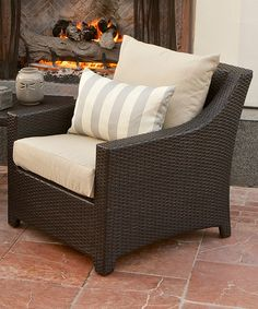 Take a look at this Slate Club Chair - Set of Two by RST OUTDOOR on #zulily today!