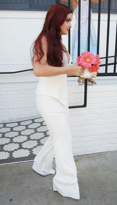 Ariel Winter attends Glamour's Game Changers Lunch hosted by Editor-in-Chief Cindi Leive & Zendaya at AU FUDGE on April 20, 2016 in West Hollywood, California.