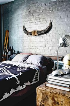 Bedroom inspiration: 15 shades of grey. Styling by Rachel Vigor. Photography by Derek Swalwell.
