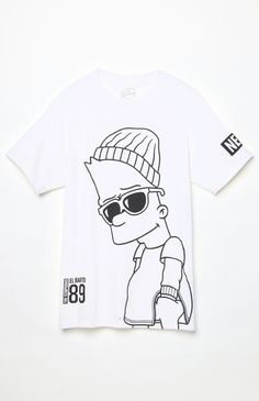 x The Simpsons Big Steeze T-Shirt