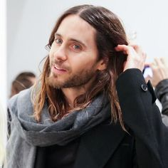 Jared Leto. 42. Yeah for talent, yoga and being a vegan ;)